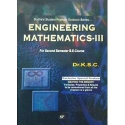 Engineering Mathematics-III  by K.S.C