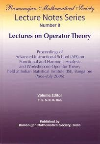 Number  8 Lectures on Operator Theory