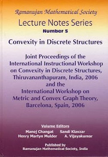 Number 5 Convexity in Discrete Structures